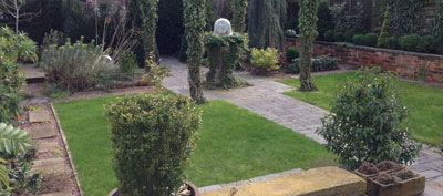 landscaping and garden design service