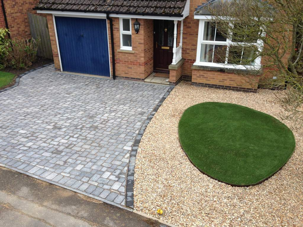 Driveway paving landscape gardeners in cheltenham landscaping synthetic grass workwithnaturefo