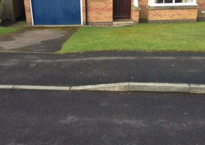 Driveway paving landscape gardeners in cheltenham front driveway paving1 workwithnaturefo