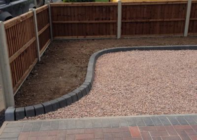 Front driveway landscaping landscape gardeners in cheltenham driveway paving landcsapers workwithnaturefo